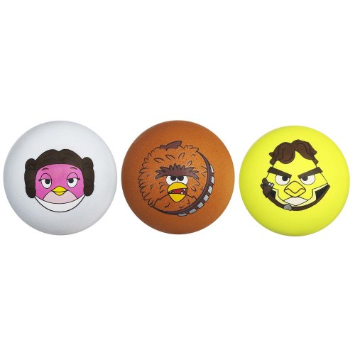Koosh Angry Birds Star Wars Millennium Falcon Heroes, 3-Pack