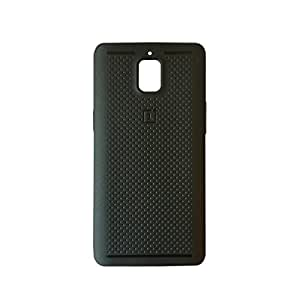 "Noise OnePlus 3T Shield Soft Dotted Matte Finish Bumper Back Case Cover for ""OnePlus 3"""