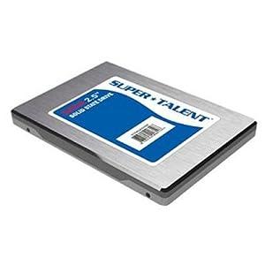 Super Talent 256GB SSD Festplatte MasterDrive SAX 6,4 cm (2,5 Zoll) SATA -II