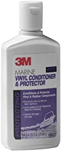 5 X 3M Marine Vinyl Cleaner, Conditioner, Protector (8.4-Ounce) from 3M
