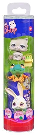 Littlest Pet Shop Tube - Spring Theme Collection by Hasbro