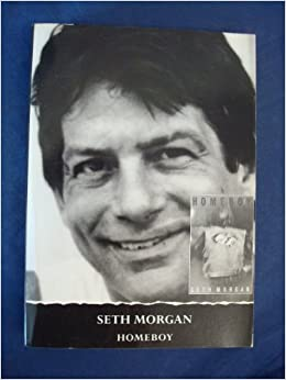 Homeboy: Seth Morgan: 9780701136642: Amazon.com: Books