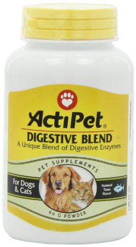 Actipet Digestive Blend, 60-Grams Powder