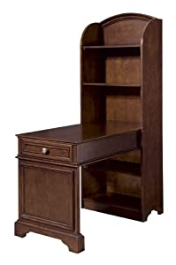 Lea Elite Covington Bookcase Desk from Lea