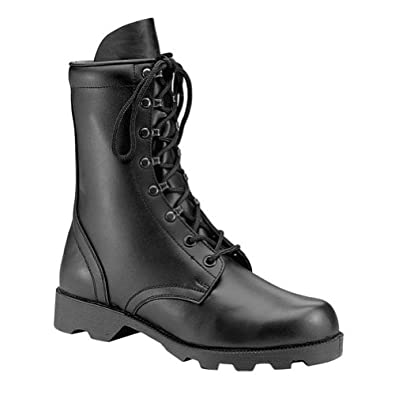 ad5034136b5 Rothco 5094 Army Style Speedlace Combat Boots, Leather Upper