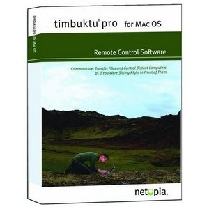 Timbuktu Remote Control Softwre 2 Licenses for Mac Os