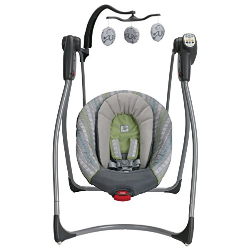 Graco Comfy Cove LX Swing, Rory