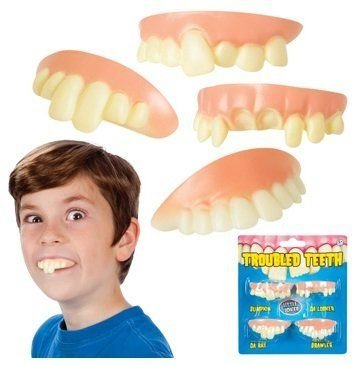 Toysmith Troubled Teeth Toy - 1