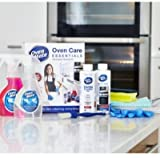 Oven Mate Complete Oven Care Kit (Includes 4 Cleaners & 9 Accessories)