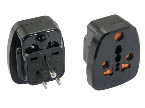 South Africa To North America Electric Adapter By Walkabout Travel Gear
