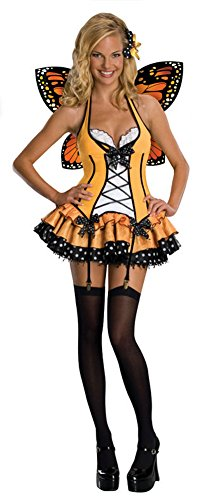 Fantasy Butterfly Xs Halloween Costume - Adult Extra Small