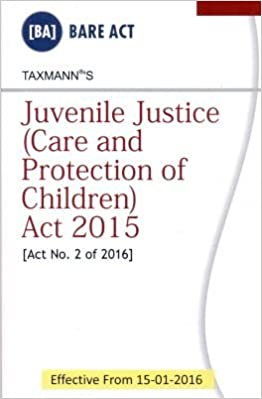 Juvenile Justice Model Rules 2016