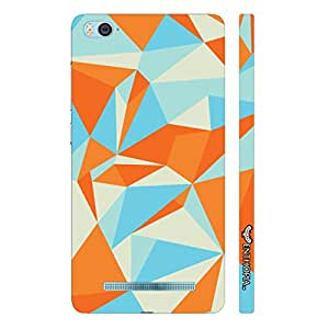 Xiaomi Mi4 Abstract Art 3 designer mobile hard shell case by Enthopia