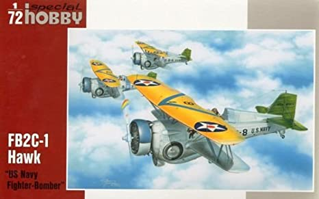 BF2C-1 Faucon III US Navy Fighter-Bomber (1:72)