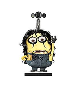 EPICCASE Scary Minion Mobile Back Case Cover For Asus Zenfone 2 Laser ZE601KL / Asus Zenfone 2 Laser ZE601KL (6 Inches) (Designer Case)