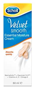 Scholl Velvet Smooth Essential Moisture Cream - 60 ml