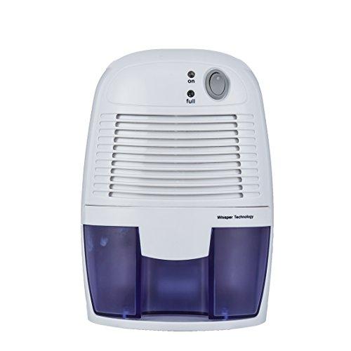 Innlight Powerful Mini Dehumidifier Portable Compact Dehumidifier Small Size Thermo Electric