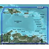 Garmin BlueChart g2 Southeast Caribbean Saltwater Map microSD Card