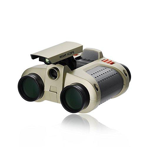 Vitsing Children Pop-Up Light Night Vision Binoculars 4 X 30Mm