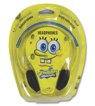 nickelodeon-spongebob-squarepants-adjustable-headband-headphones-for-android-40-tablet