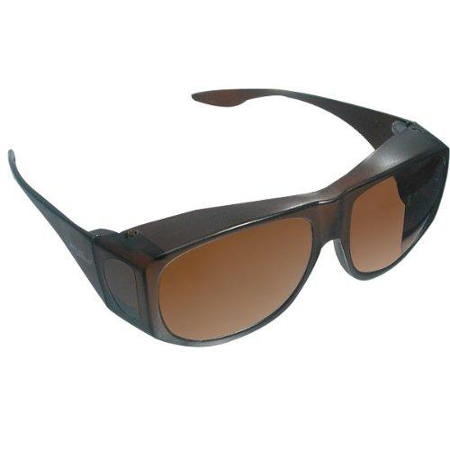 ee34f18ebd Solar Shield Wrap Around Sunglasses Walmart