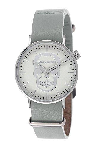 Zadig & Voltaire ZV 111/BB Urban  - Wristwatch Unisex, Leather, Band Colour: Grey