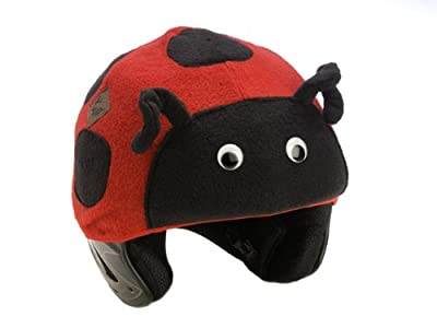 Tail Wags Equestrian Helmet Covers (Ladybug, Child) from Tail Wags Helmet Covers