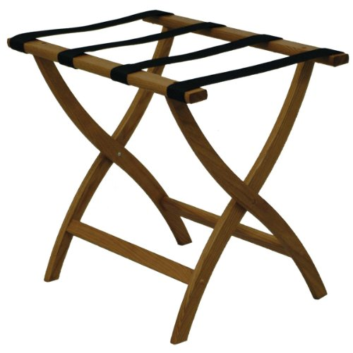 Luggage Racks For Bedroom Or Hotel Style Suitcase Stands And Holders
