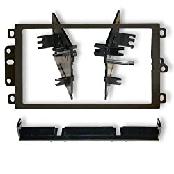 See 2002 2003 2004 2005 Buick Century Dash Kit for DOUBLE Din Stereo Installation Double Din Details
