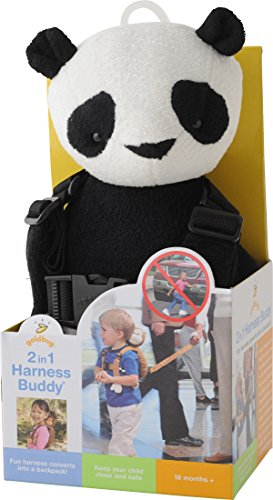 Goldbug Animal 2 in 1 Harness, Panda