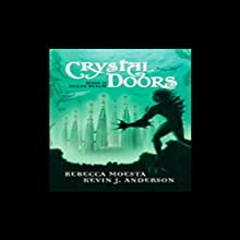 Ocean Realm: Crystal Doors, Book 2 (       UNABRIDGED) by Rebecca Moesta, Kevin J. Anderson Narrated by Joshua Swanson