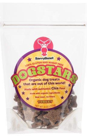 Turkey Dogstars, Organic Dog Treats...wheat free, gluten free, healthy
