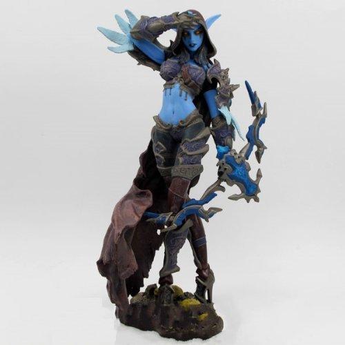 DC Unlimited WOW World of Warcraft SERIES 6 DC 6 Forsaken Queen: Sylvanas Windrunner Action Figure Collectible Toy