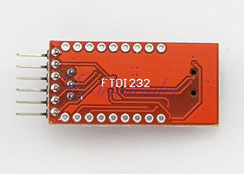 FT232RL USB To Serial Line Download Line Downloader USB TO 232 Compatible With Arduino by Atomic Market