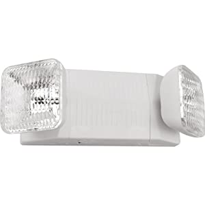 Progress Lighting PE007-30 Emergency Light Fixture with