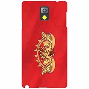 Printland Samsung Galaxy Note 3 N9000 Back Cover High Quality Designer Case
