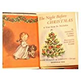 The Night Before Christmas:  A Visit from St. Nicholas (A Rand McNally Junior Elf Book)