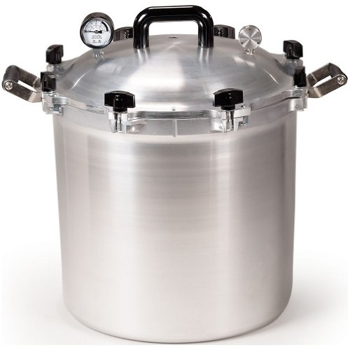 All-American 41-1/2-Quart Pressure Cooker/Canner image
