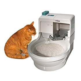 CatGenie-Self Washing, Self Flushing Cat Box