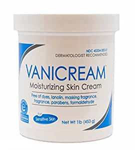 Vanicream Moisturizing Skin Cream, 1 lb