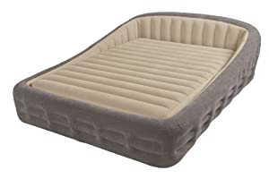 Intex Comfort Frame Airbed Kit with Removable Inner Mattress, Queen by Intex