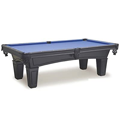 Imperial Black Pool Table 7ft - The Shadow