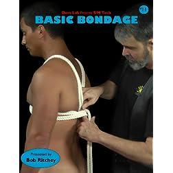 SMTech #11 - Basic Bondage (Male Model) - DVD