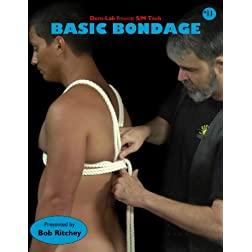 SMTech #11 - Basic Bondage (Male Model) - DVD