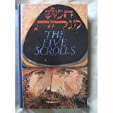 The Five Scrolls (English and Hebrew Edition)
