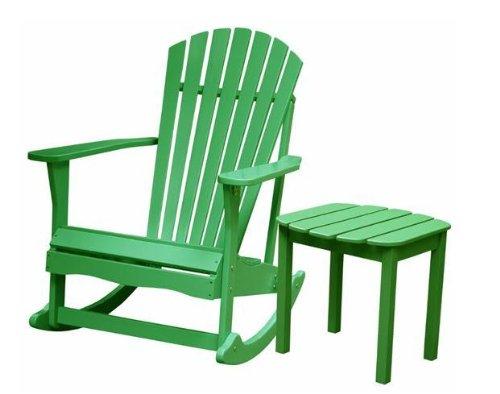 Wood Porch Rocker front-1023148