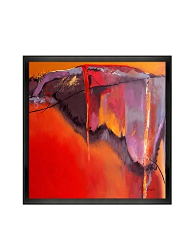 Ruth Palmer Earthquakes In Divers Places Framed Print on Canvas