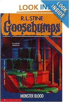 goosebumps monster blood book review