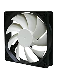 NZXT 120mm Performance Case Fan FN 120RB (Black/White)