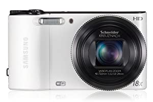 Samsung WB150F 14.2-megapixel Digital Camera - White